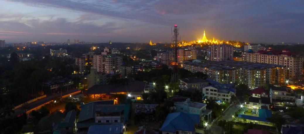ヤンゴン(Yangon)