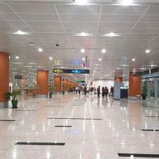 ヤンゴン空港新ターミナルへ移行開始