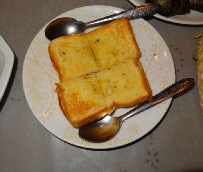 バナナハウス料理4