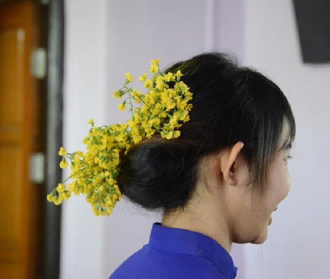 パダウ(PADAUK)の花4