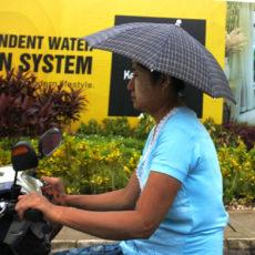 ミャンマー版 三度傘