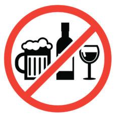 禁酒化進む