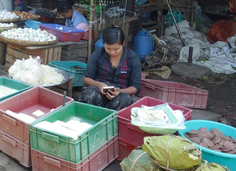 ヤンゴン市場_28