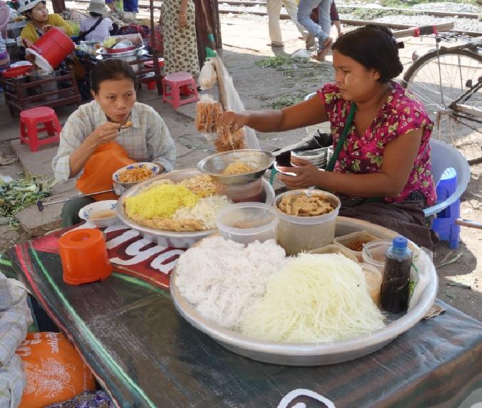 ヤンゴン市場_12