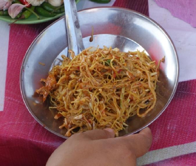 ヤンゴン市場_11