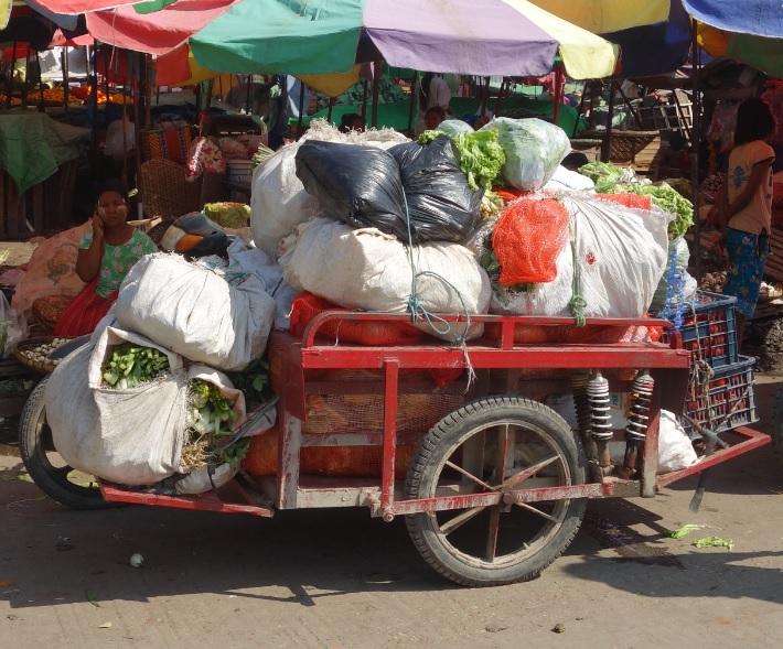 ヤンゴン市場_32
