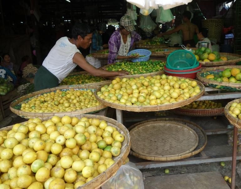 ヤンゴン市場_29