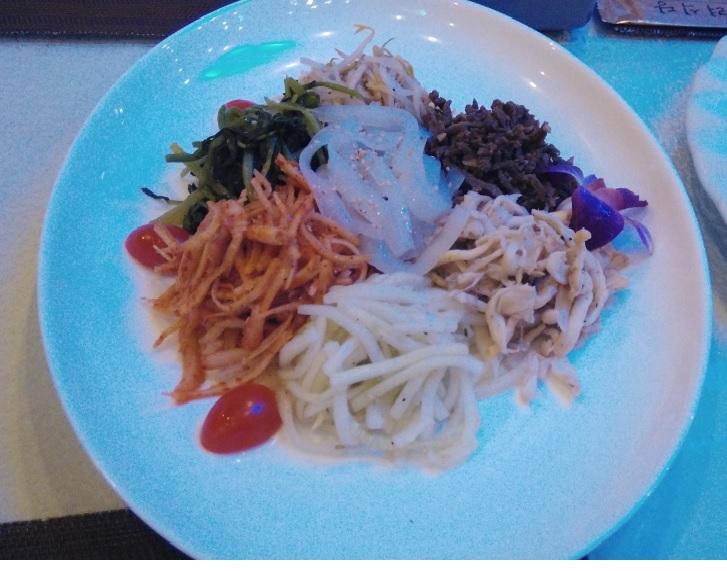 平壌韓国レストラン5