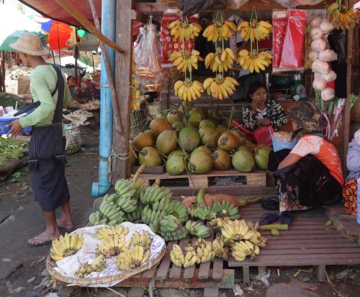 ヤンゴン市場_26