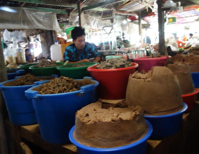 ヤンゴン市場_21
