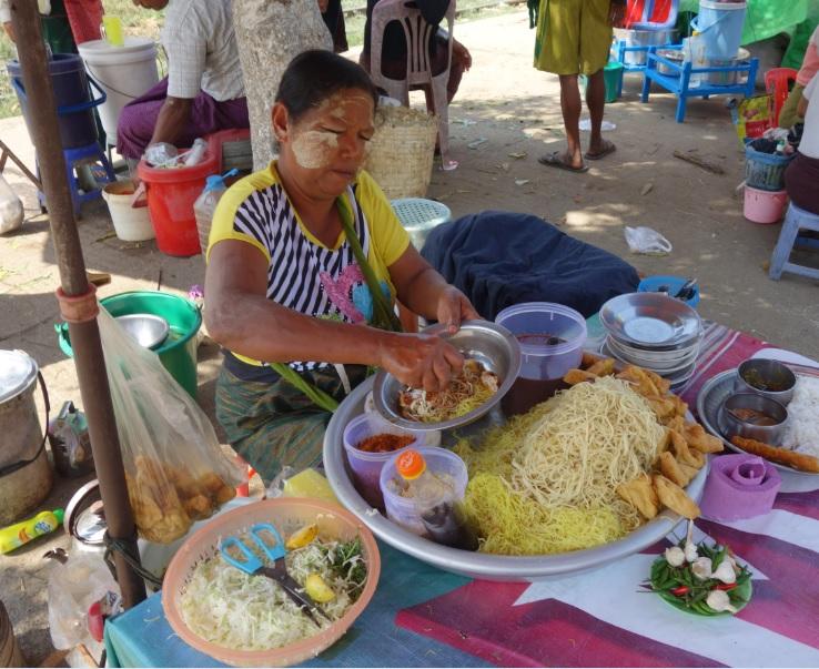 ヤンゴン市場_10