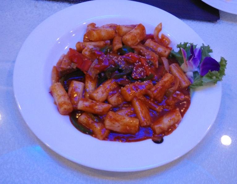 平壌韓国レストラン14