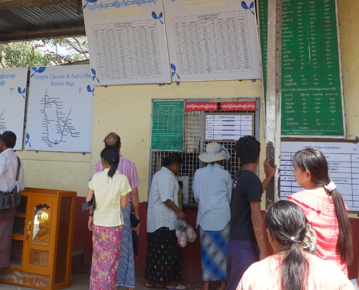 ヤンゴン市場_40