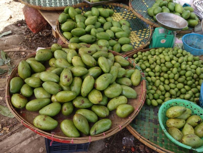 ヤンゴン市場_25