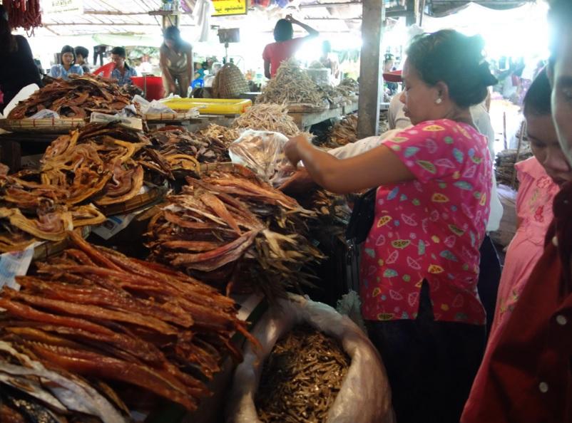 ヤンゴン市場_22
