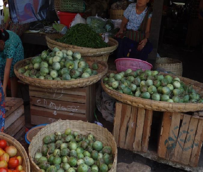 ヤンゴン市場_20