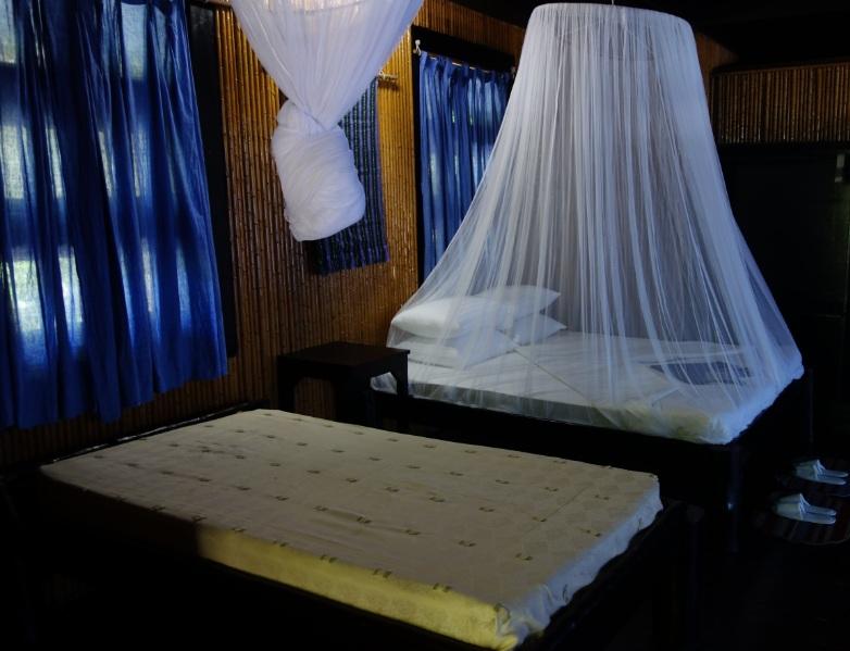 Myanmar Andaman Resort での初日の夕食14