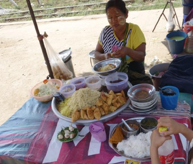 ヤンゴン市場_8