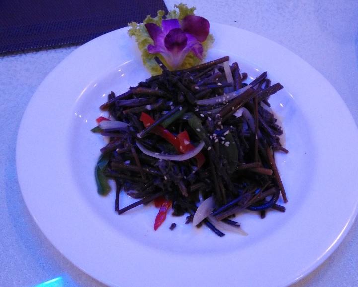 平壌韓国レストラン9