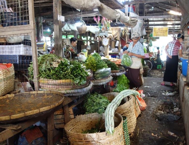 ヤンゴン市場_23