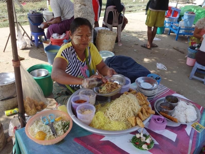 ヤンゴン市場_9
