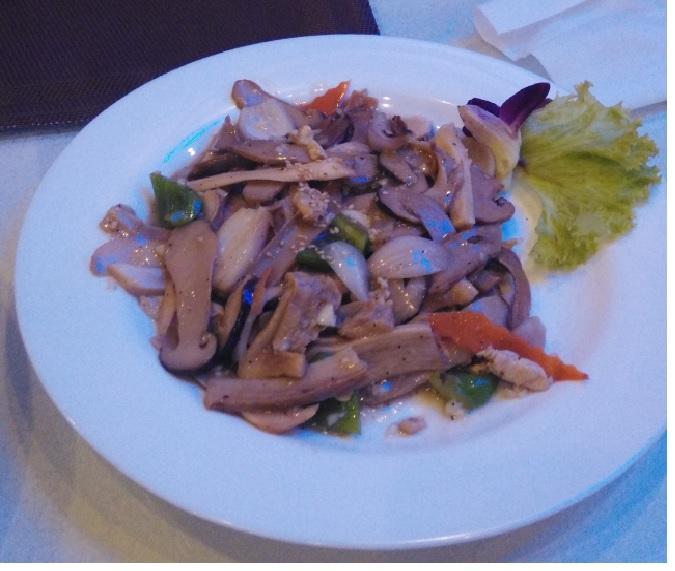 平壌韓国レストラン7
