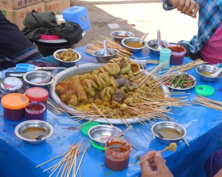 ヤンゴン市場_6