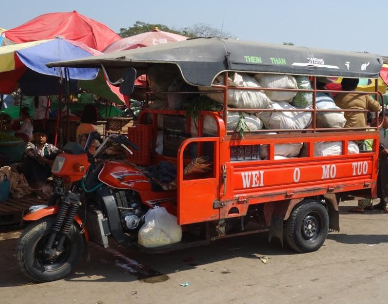 ヤンゴン市場_31