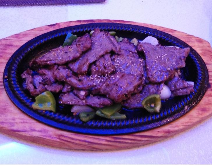 平壌韓国レストラン10