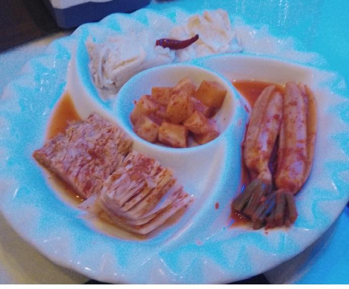平壌韓国レストラン4