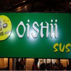 おいしい寿司 ヤンゴン 3号店