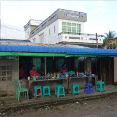 ミンガラドンのモヒンガー店