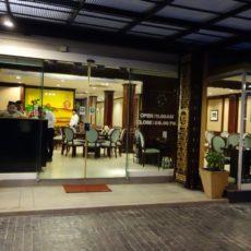 タイ最北端メーサイ 雲南レストラン