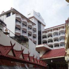 タイ最北端メーサイ Wang Thong Hotel