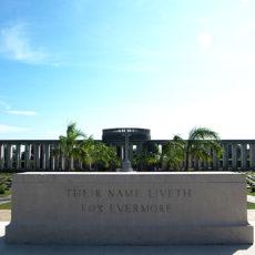 連合軍戦没者のための墓地