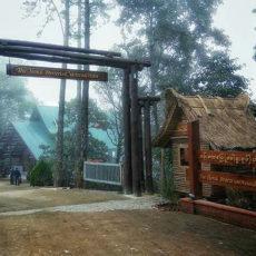 MT. VICOTORIA HOTEL (CHIN STATE)