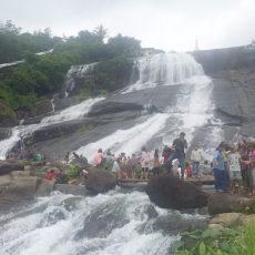 ジィンチャイ滝 ( Zin Kyaik Waterfall )
