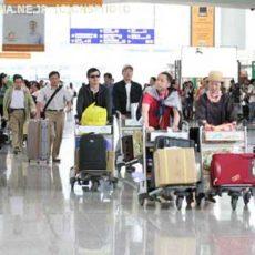 何処からの旅行者が多いのか???