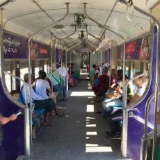 3時間でヤンゴン一周の旅