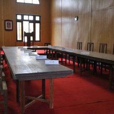 Martyrs Day(殉難者の日)の旧ビルマ政庁