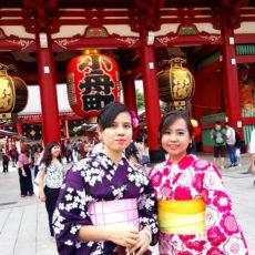 日本への研修旅行を実施しました