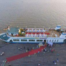 ヤンゴン河でのリバークルーズを経験してみませんか?