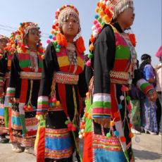 ミャンマーのリス族新年祭りに参加しませんか?