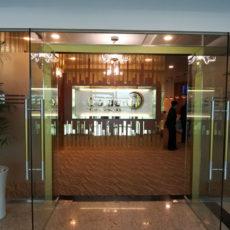 ヤンゴン空港国内線ターミナル(T3)にGolden Smile Loungeが出来ました