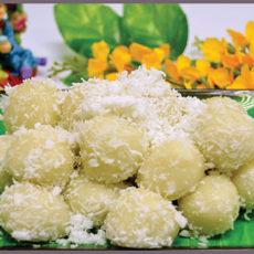 水かけ祭りを代表する伝統的な食べ物