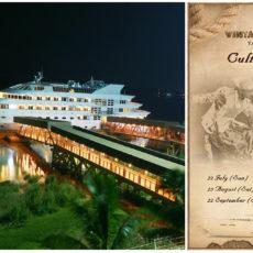 ヤンゴンの水上ホテルのミャンマーカルチャーショーのご紹介