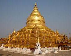 バガンで特徴を持てある四つの仏塔のご紹介