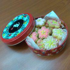 「3月3日のひな祭り」に、日本語の先生が心を込めて作ったクッキー