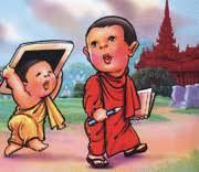 ミャンマーの暦によって毎月行うお祭り
