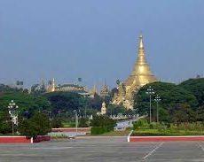 人民公園(ヤンゴン)
